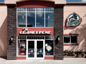 The Gramophone Storefront